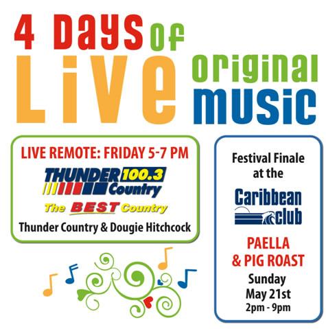 Key Largo Original Music Festival